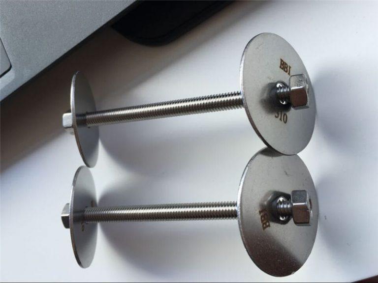 ss310 / ss310s astm f593 ফাস্টেনার, স্টেইনলেস স্টিলের বল্ট, বাদাম এবং ওয়াশার